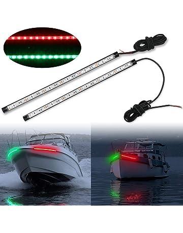Amazon com: Navigation Lights - Electrical Equipment: Sports