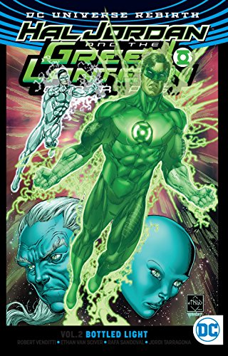 Corps Green (Hal Jordan and The Green Lantern Corps Vol. 2: Bottled Light (Rebirth))