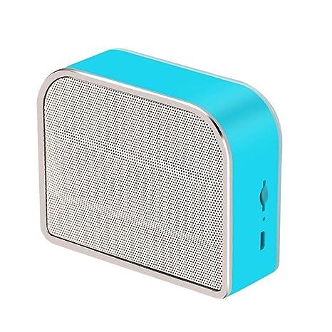 Mamum - Altavoz inalámbrico Bluetooth estéreo, mini inalámbrico ...