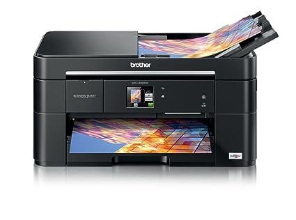 Brother MFC-J5320DW - Impresora multifunción de Tinta Profesional (WiFi, impresión A3, fax, impresión automática a Doble Cara A4)