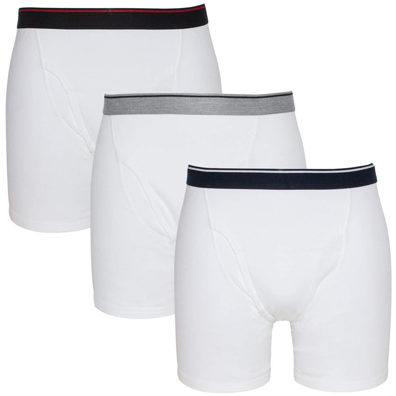 64032dc2b51 American Casual Mens Underwear Boxer Briefs