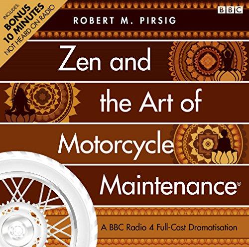 Zen And The Art Of Motorcycle Maintenance®