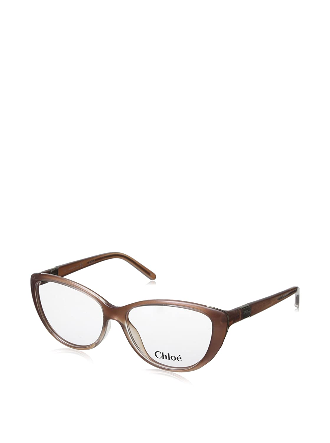 ed37245a0f8 Amazon.com  CHLOE Eyeglasses CE2601 275 Powder 53MM  Clothing
