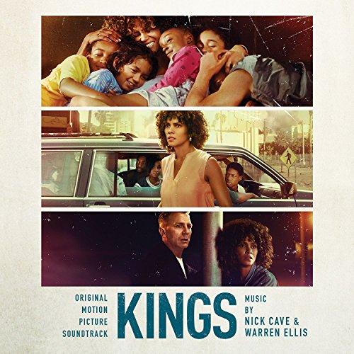 Nick Cave, Warren Ellis Kings - Original Motion Picture Soundtrack album cover