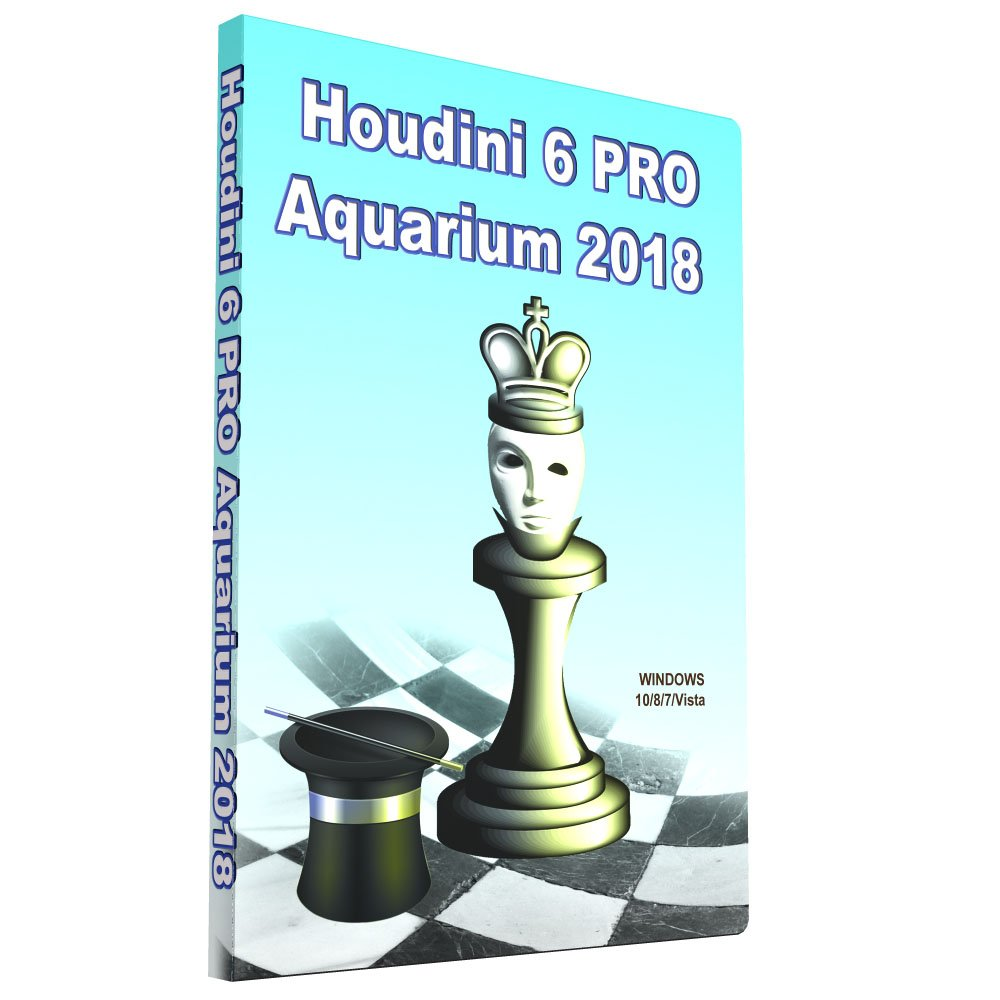 Amazon com: Houdini 6 PRO Aquarium 2018: Video Games