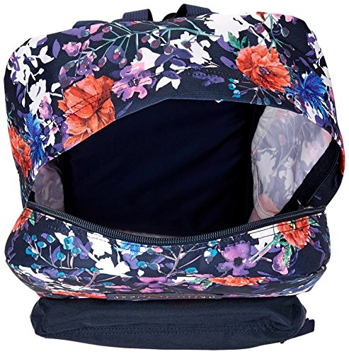 JanSport Superbreak Backpack- Sale Colors (Morning Bloom)