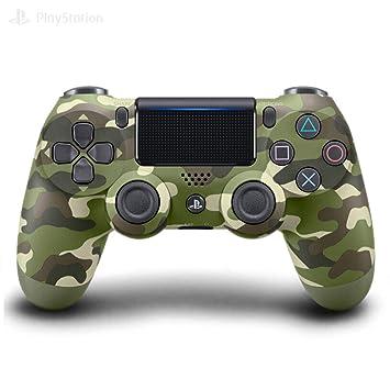 LUOLIN Controlador inalámbrico DualShock 4 para Playstation 4 ...