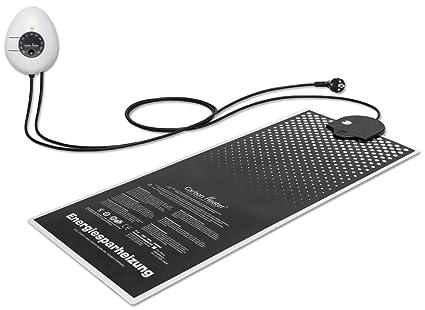 T.B.D. Carbon Heater Classic - Calentador para cama de agua (240 W, bajo consumo