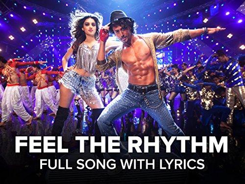 Feel The Rhythm   Full Song With Lyrics