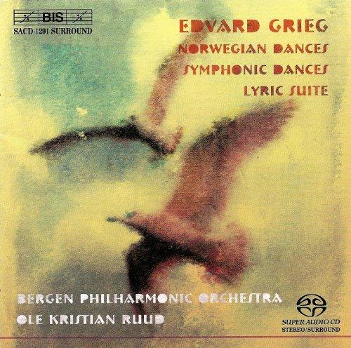- Grieg: Norwegian Dances, Op. 35 / Symphonic Dances, Op. 64 / Lyric Suite, Op. 54
