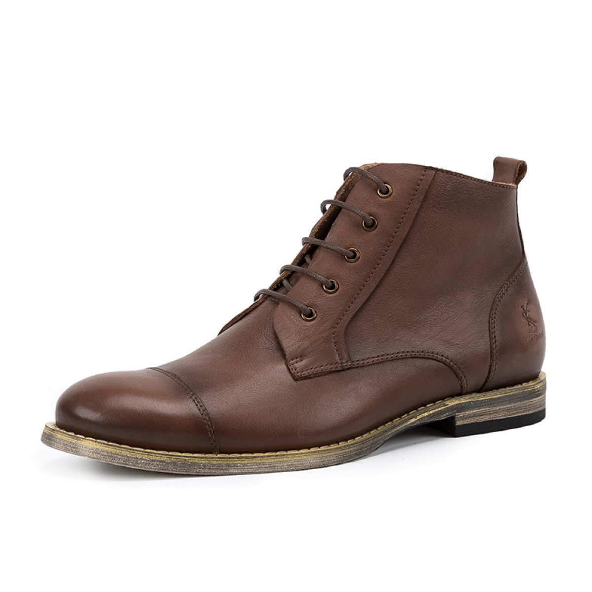 Männer Martin Schuhe Schnürschuhe Brogues Schuhe Für Männer Geschäft Smart Formelle Büro Lederschuhe