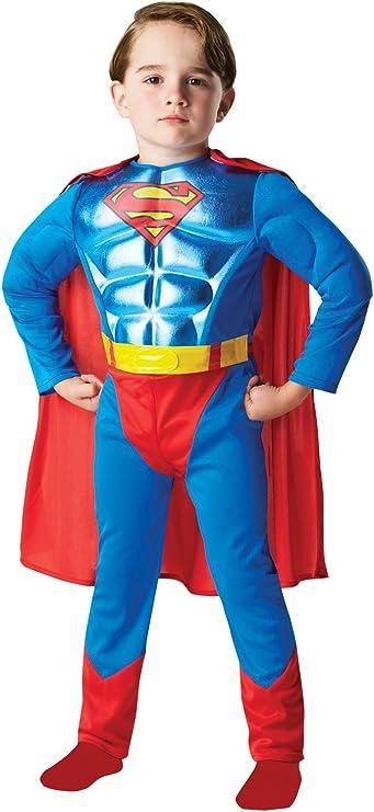 Rubies - Disfraz Infantil de Batman de DC Comics (Talla Mediana ...