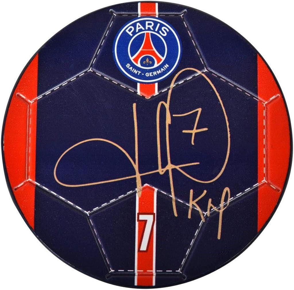 Official Collectors Item Facsimile Signed Soccer Signable with Player Info PARIS SAINT GERMAIN PSG: Signables Signature Series