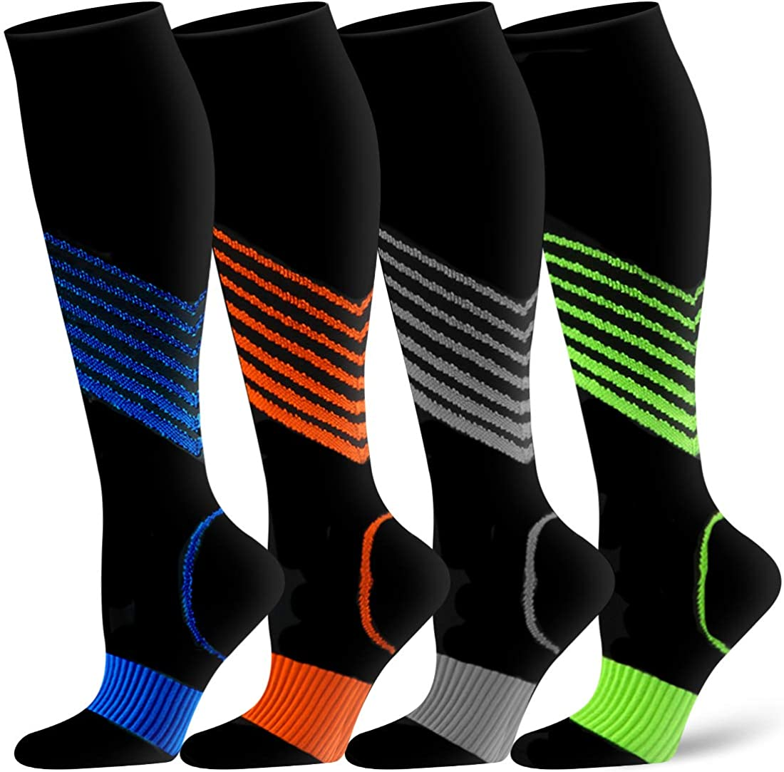Best Athletic,Circulation /& Recovery Compression Socks for Women and Men