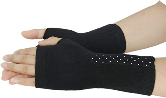 Enter the Complex/® Arm Warmers Merino Wool Wrist Muffs with Thumb Hole Women and Men