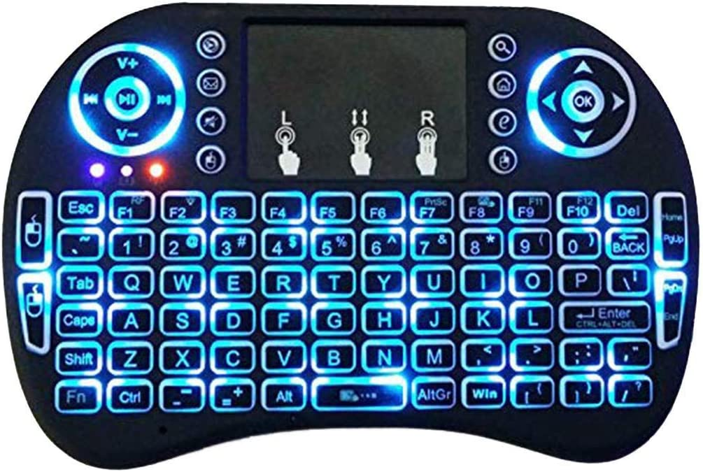 Idomeo I8 Mini 2.4G Touch Smart Keyboard Multi-Function Flying Mouse Keyboard Keyboards