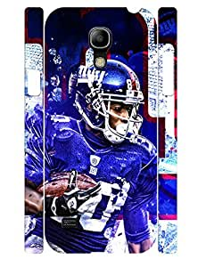 3D Print Personalized Funky Guy Anti Slip Phone Cover for Samsung Galaxy S4 Mini I9195