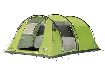 Ferrino 92142 Tienda de campaña Acampada y Senderismo Unisex Adulto, Verde (Green),