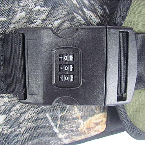 tourbon Camouflage 129,5cm Tactical Shotgun Sperren Case Soft Gun Scheide