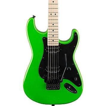 charvel Pro Mod So Cal estilo 1 HH Floyd Rose Guitarra eléctrica Slime Verde