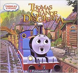 Thomas E Seus Amigos Thomas E A Grande Descoberta Em Portuguese