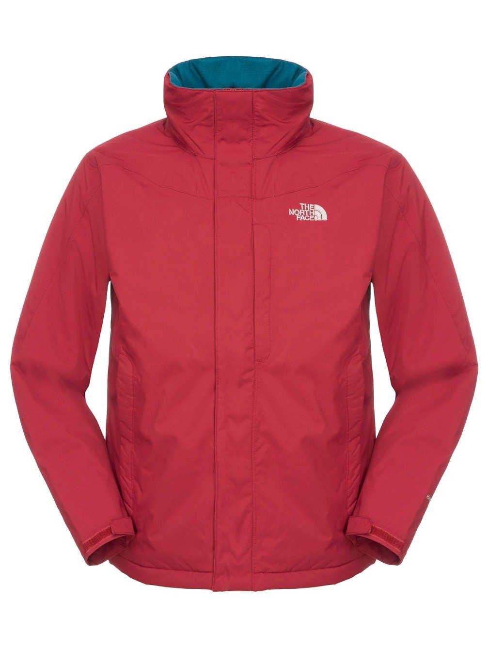 The North Face M Highland Jacket - Chaqueta para hombre, color rojo, talla XL: Amazon.es: Deportes y aire libre