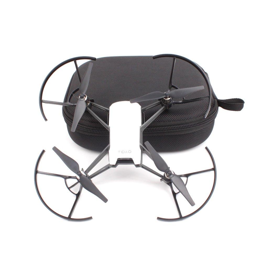 Teeggi Tello Case Hard EVA Travel Case Waterproof Portable Bag Body and Battery Handbag Carrying Case for DJI Tello RC Drone Quadcopter