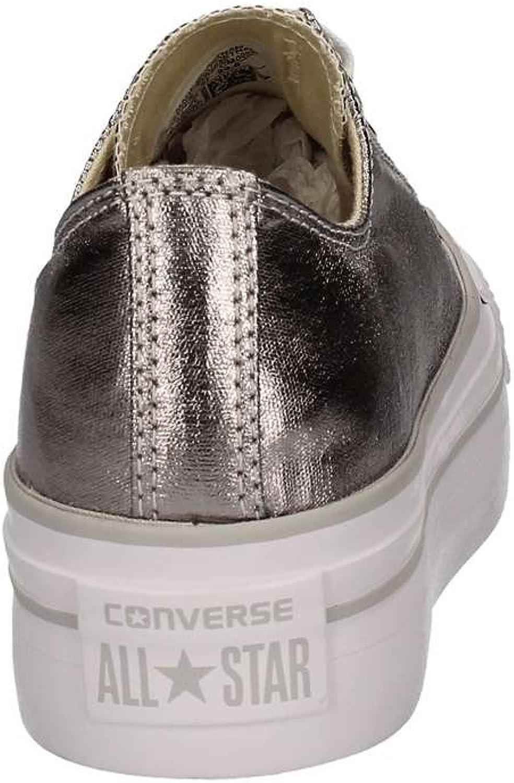 CONVERSE bas Chaussures femme baskets plate forme 556787C