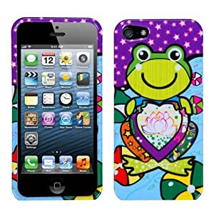 MYBAT IPHONE5HPCIM1058NP Slim and Stylish Protective Case for iPhone 5 / iPhone 5S - 1 Pack - Retail Packaging...