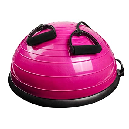 Amazon.com: Yoga Hemisphere, Yoga Ball Bola Pilates Balance ...