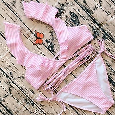 La sangle est moderne et confortable - bikini maillot de bandes pour timbres bandes de feuilles de lotus est moderne et confortable bikini bikini