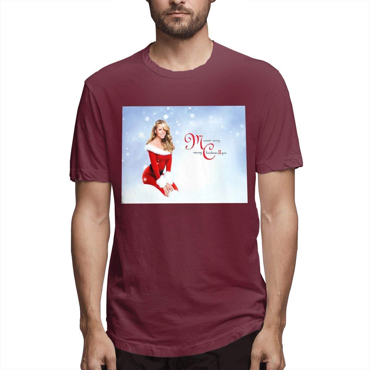 Michaelsscott Mariah Carey Merry Christmas Motion T Shirt