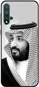 For Huawei Nova 5 Case Mohammad Bin Salman B&W Picture