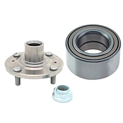 Front Wheel Hub Assembly Kit for Honda Accord 2.3L 4 Cyl 2002-1998 930452 510050: Automotive