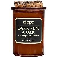 Zippo Spirit Candle - Dark Rum and Oak - 5 oz.