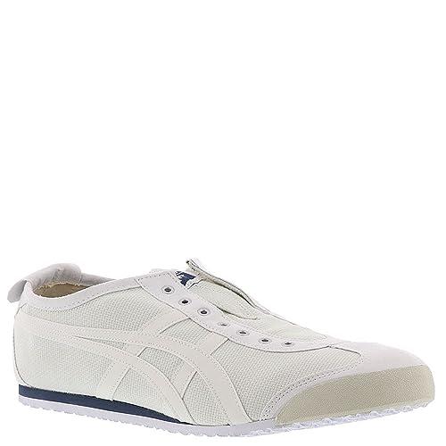 839a3fca4ff7a Onitsuka Tiger Asics Unisex Mexico 66 Slip-On Vaporous Grey Vaporous Grey  Men s 13 Medium  Amazon.ca  Shoes   Handbags