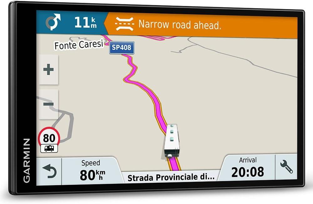 7 pulgadas-ue-mapas-GPS navegador Navi para el viaje móvil//autocaravana