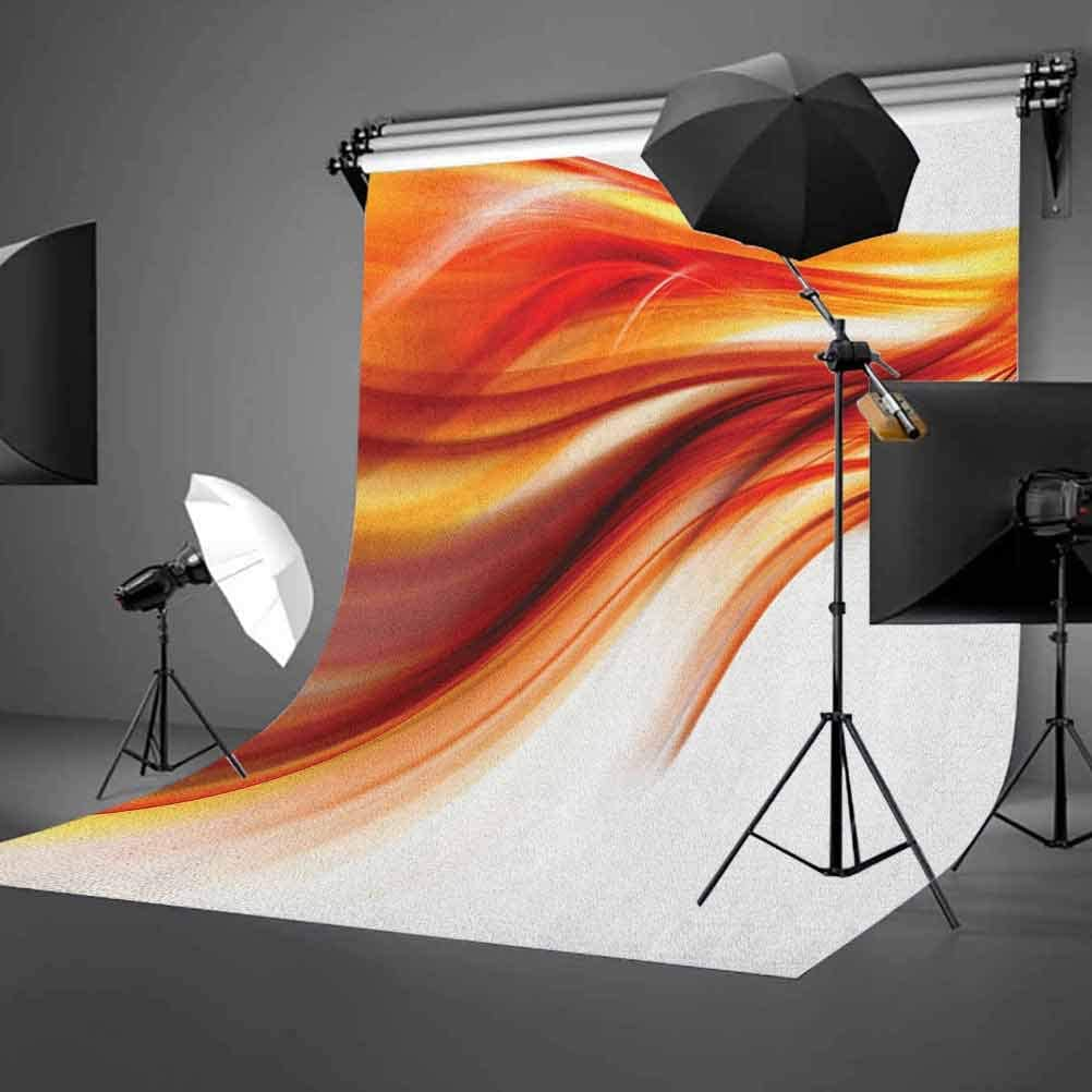 7x10 FT Colorful Vinyl Photography Background Backdrops,Hand Drawn Illustration in Style Geometrical Borders Art Design Background for Selfie Birthday Party Pictures Photo Booth Shoot