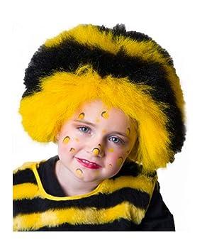Horror-Shop peluca de abeja para los niños