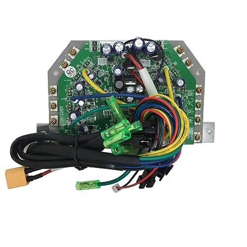 Quanmin Universal Hoverboard Zweirad Auto Selbstausgleich Controller Board Smart Elektroroller Zubehör Motherboard Balance Auto Teile LED Balance Car Control