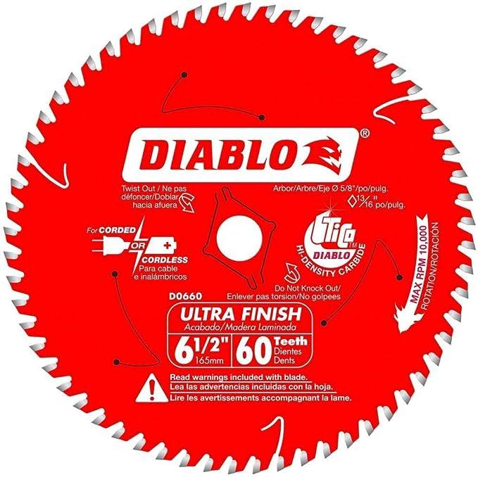 Amazon.com: 6-1/2 X 60 Bulk Diablo