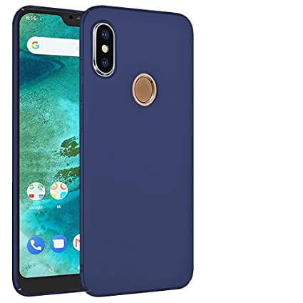 detailed look de554 9b4d8 REGLET Matte Hard Case Back Cover for Mi Redmi 6 pro: Amazon.in ...