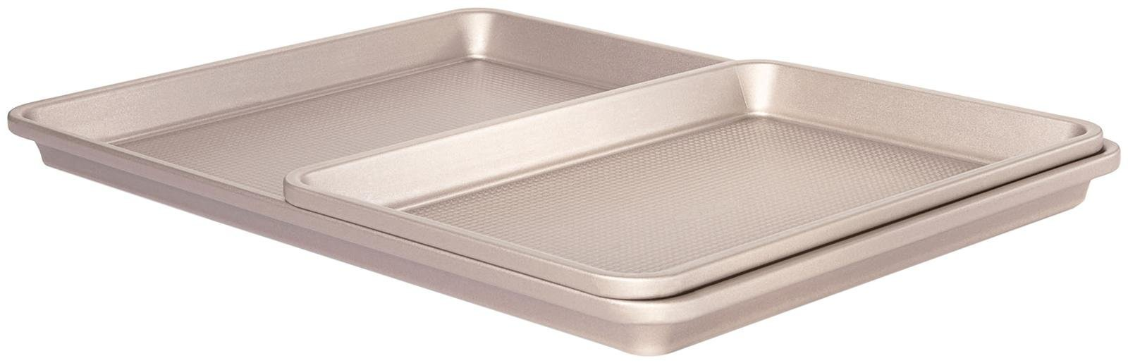 Non-Stick Pro 2-Piece Sheet Pan Set