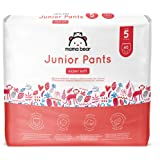 Amazon Brand - Mama Bear Junior Nappy Pants - Size 5 (13-20kg), 2 packs of 40