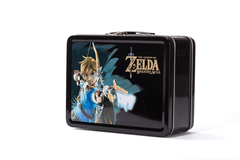 e40286be22c Power A - Lunch Box Tin Kit + Zelda: BOTW GS Design (Nintendo Switch):  Amazon.es: Videojuegos