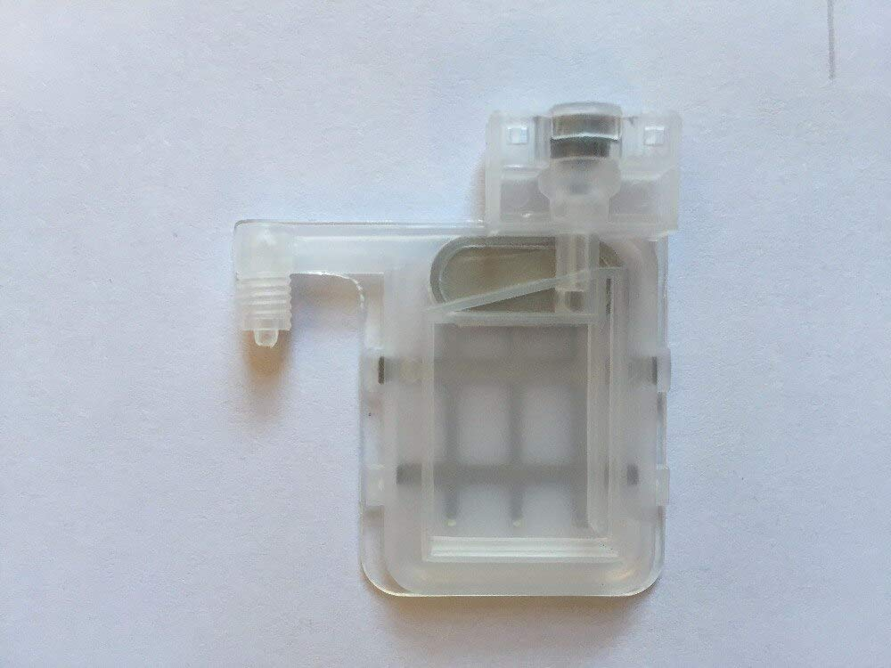 Printer Parts 20PCS 43mm Transparent Big Damper Double Spring with Square Type for Yoton SJ1000 SJ1045 XC540 SJ640 XJ640