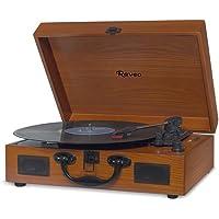 Vitrola com Usb e Bluetooth, Raveo, Sonetto Wood, 10 W