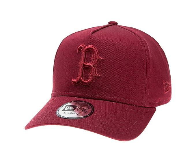A NEW ERA ERA Era Boston Red Sox Adjustable A Frame Cap League Essential