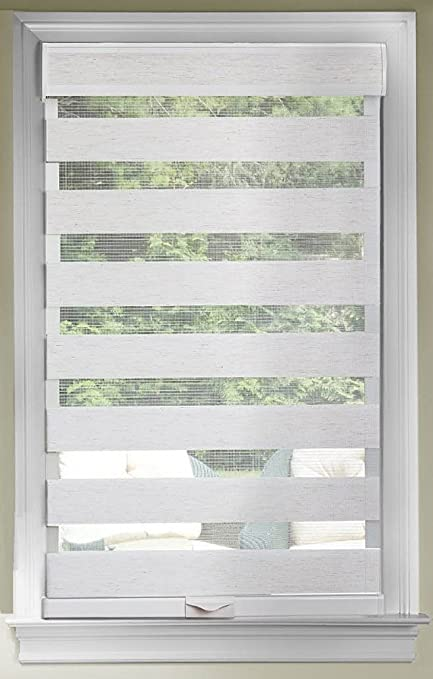 cordless window shades build in wood cordless window shades celestial sheer dual double layered light filtering adjustable roman roller shade linen amazoncom