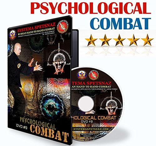 Self-Defense DVDs - Russian Valiant Art - No Contact Combat - Russian Systema Spetsnaz Training DVD Video